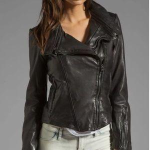 Soia & Kyo glenna leather jacket
